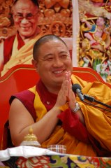 Shechen Rabjam Rinpoche Photo 2 sizes
