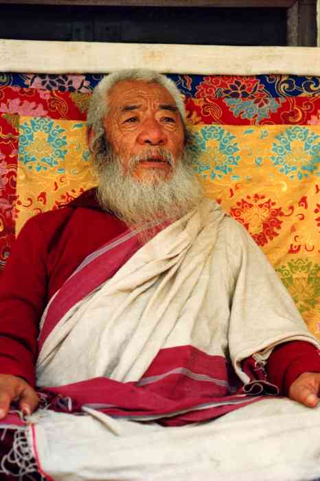Chatral Rinpoche Photo 6 sizes