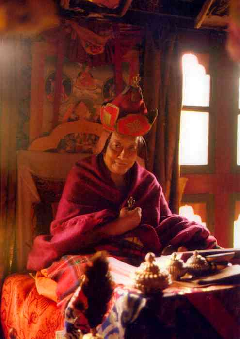 Dilgo Khyentse Rinpoche Photo 6 sizes