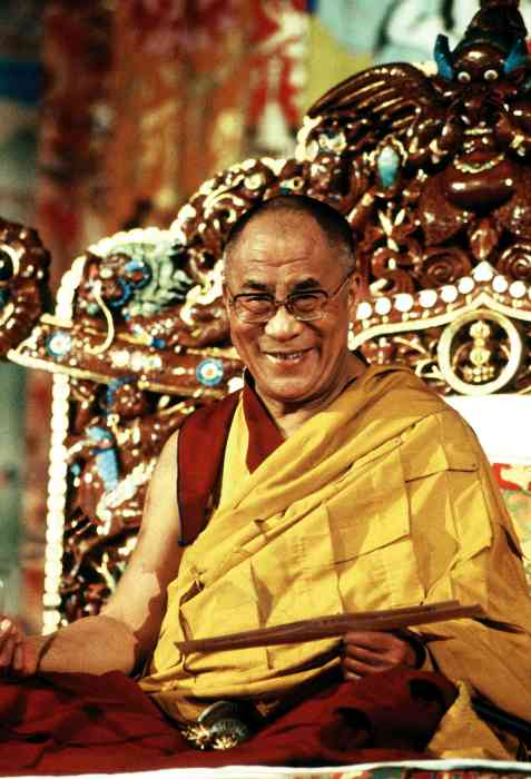 His Holiness the Dalai Lama Photo 6 sizes