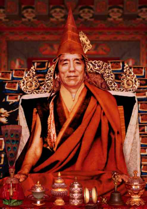 Jamyang Khyentse Chökyi Lodrö Photo 6 sizes