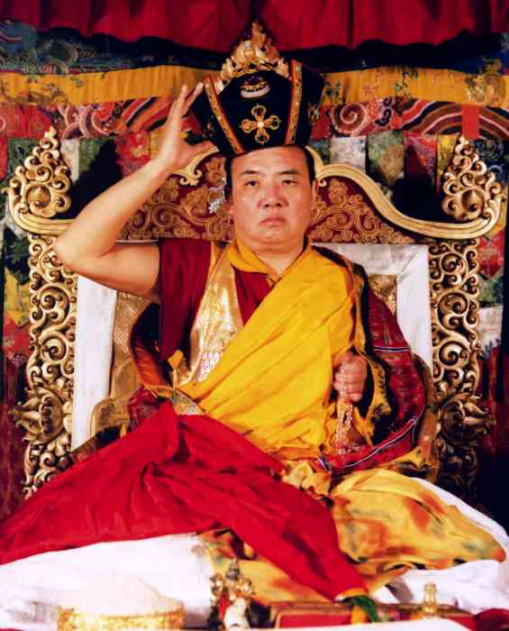 16eme Karmapa Photo 6 sizes