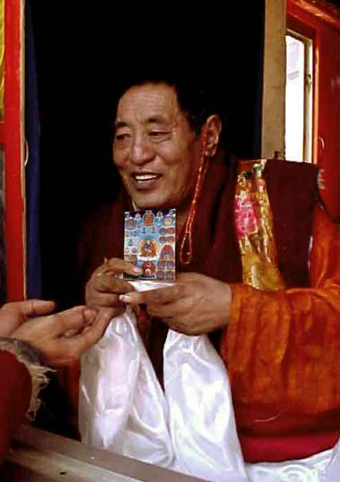 Khenpo Jigme Phuntsok Photo 6 sizes