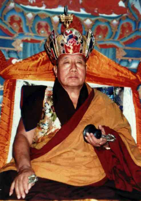 Penor Rinpoche Photo 6 sizes
