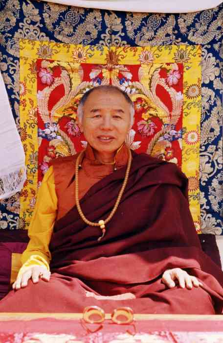 Tulku Urgyen Rinpoche Photo 6 sizes