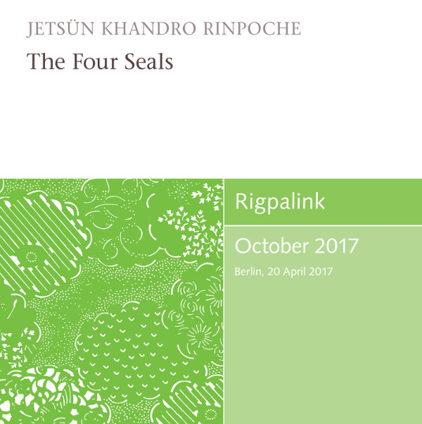 The Four Seals MP3 or DVD