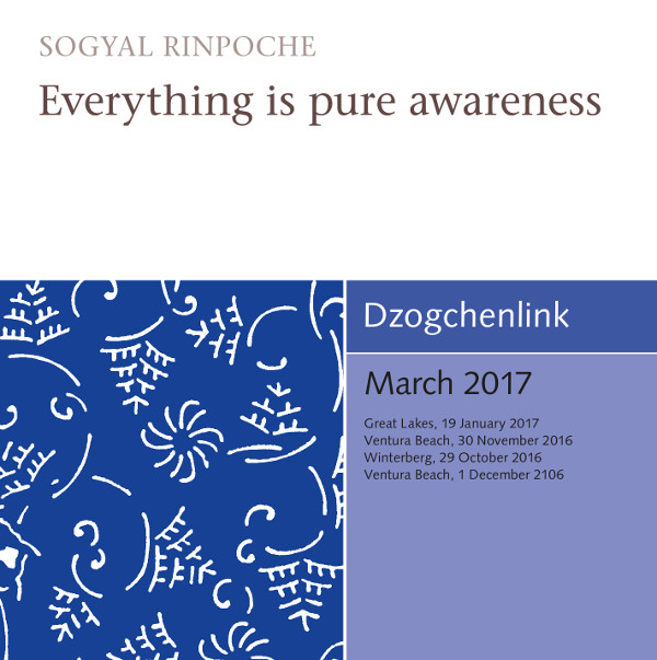 Everything is pure awareness MP3 CD