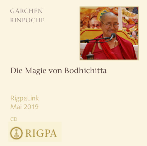Die Magie von Bodhichitta Audio oder Video