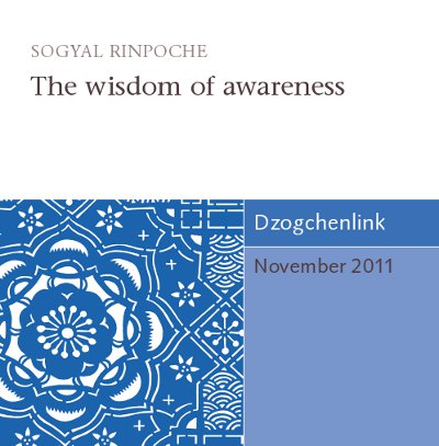 The wisdom of awareness CD