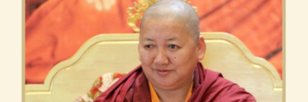 The Seven Points of Mind Training, Part 1 Jetsün Khandro Rinpoche Download