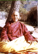 Nyoshul Khen Rinpoche 3 sizes