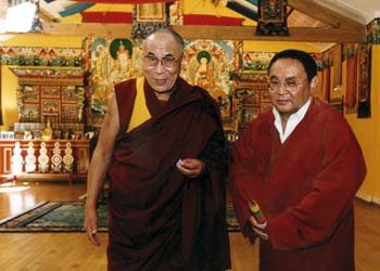 Masters with Sogyal Rinpoche