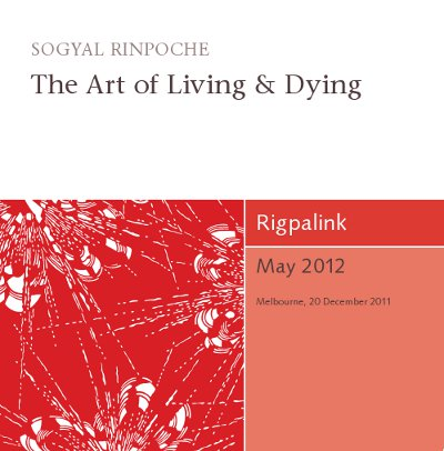 The Art of Living & Dying CD or DVD