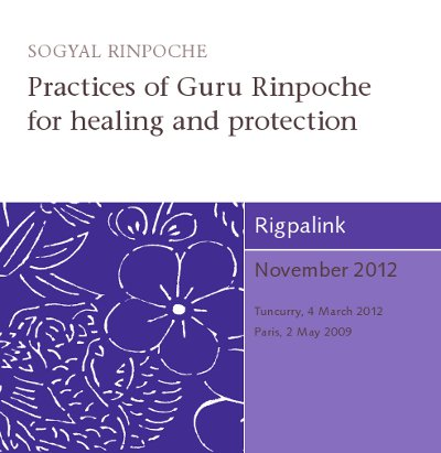 Practices of Guru Rinpoche for healing and protection CD or DVD