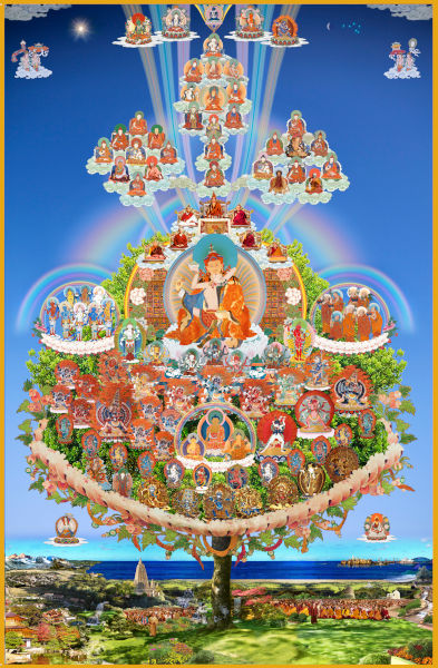 Refuge Tree Rigpa (2018)