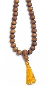 Sandalwood Mala 3 sizes of beads