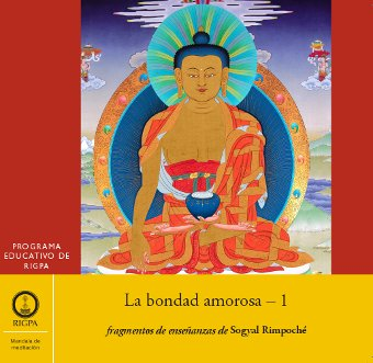 La bondad amorosa - 1 2 audio CD