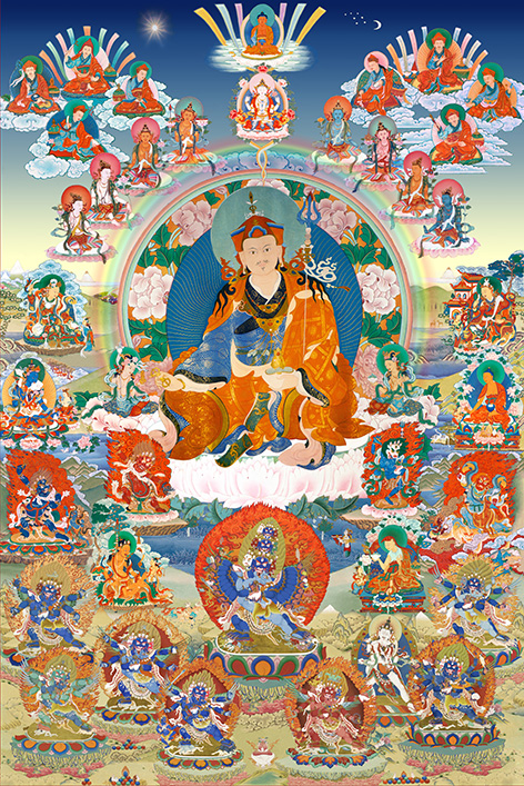 Trulpe Guru Sangye Photos 3 smaller sizes