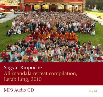 All-mandala retreat compilation, Lerab Ling, 2010 MP3