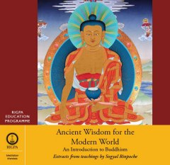 Ancient Wisdom for the Modern World 2 audio CD or 1 DVD