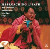 Approaching Death 2 audio CD