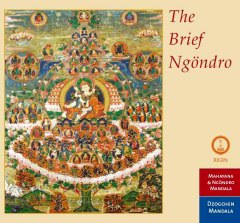 The Brief Ngöndro audio CD