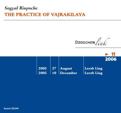 The Practice of Vajrakilaya CD
