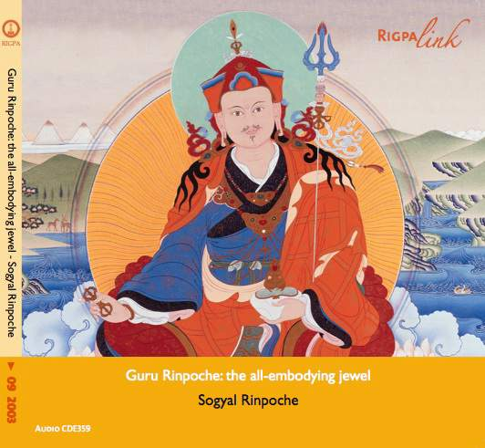 Guru Rinpoche: The All-Embodying Jewel CD
