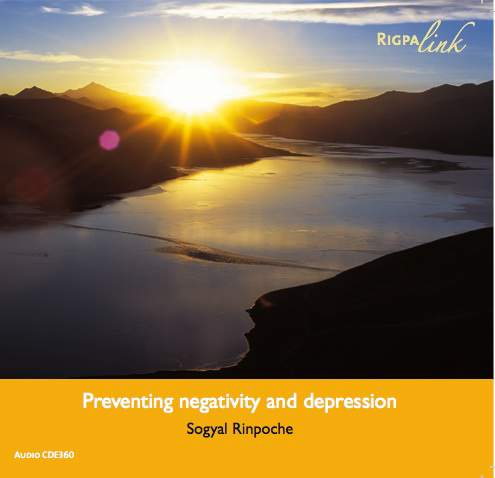 Preventing negativity and depression CD