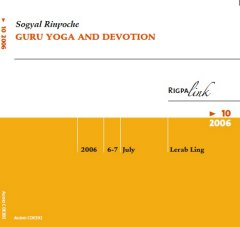 Guru Yoga and Devotion CD or DVD