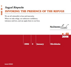 Invoking the Presence of the Refuge Audio CD