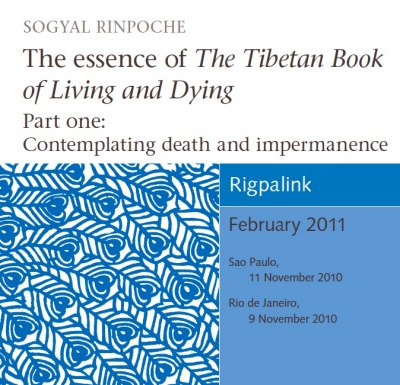 The essence of The Tibetan Book of Living and Dying CD or DVD