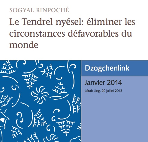 Dzogchenlinks 2014