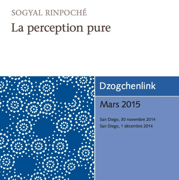 La perception pure CD MP3