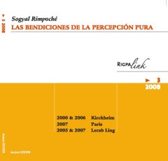 Las bendiciones de la percepcion pura CD o DVD