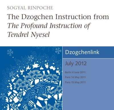 The Dzogchen Instruction from The Profound Instruction of Tendrel Nyesel MP3