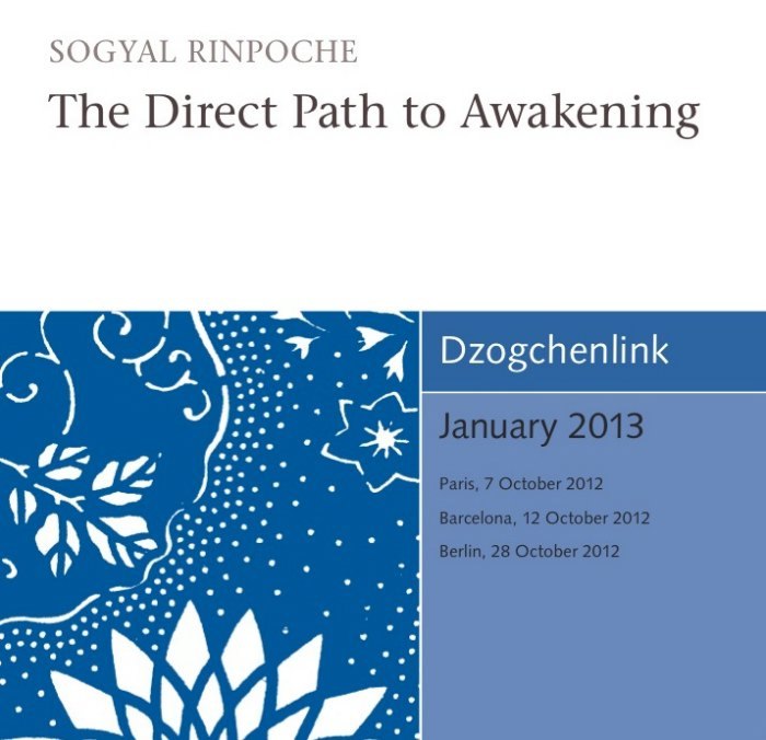 The Direct Path to Awakening CD