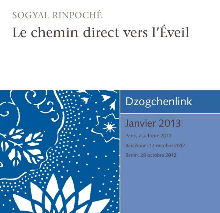 Le chemin direct vers l'Éveil CD