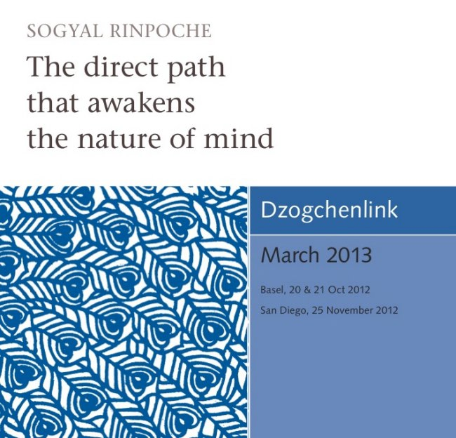 The direct path that awakens the nature of mind CD