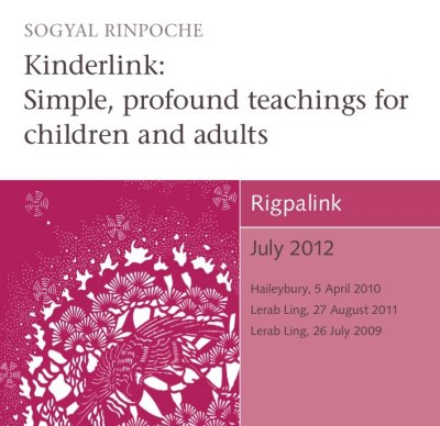 Kinderlink: Simple, profound teachings for children and adults CD or DVD