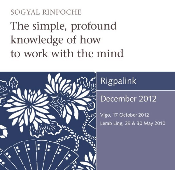 The simple, profound knowledge of how to work with the mind CD or DVD