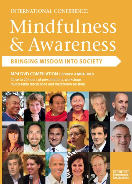 International Conference 2015 : Mindfulness & Awareness Bringing Wisdom into Society