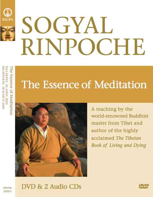 The Essence of Meditation 2CD+1 DVD