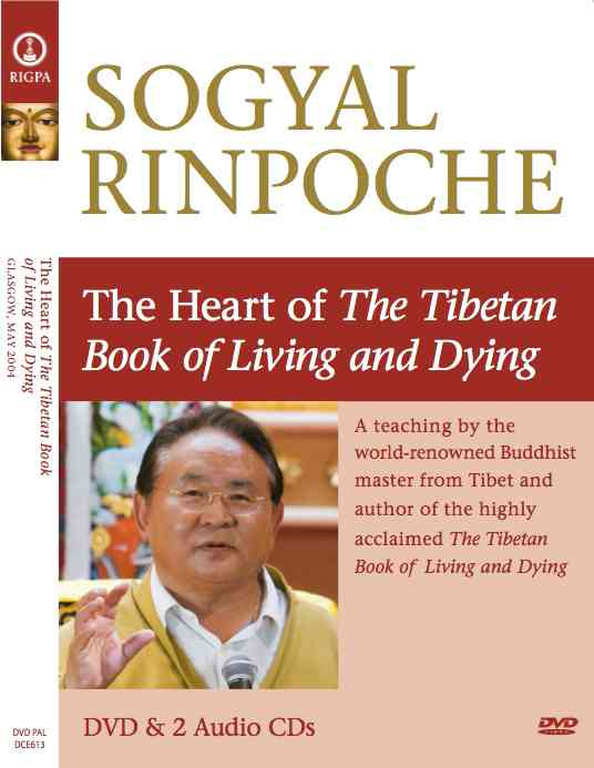 The Heart of The Tibetan Book of Living and Dying 2CD+1DVD