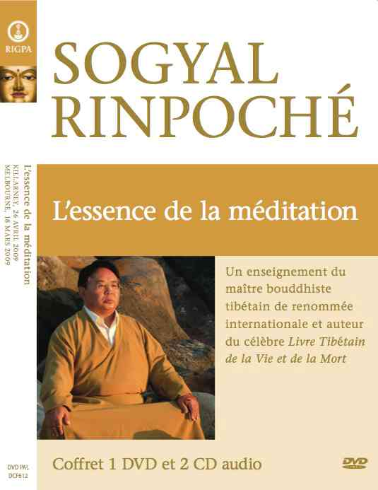 L'essence de la méditation 2CD+1DVD