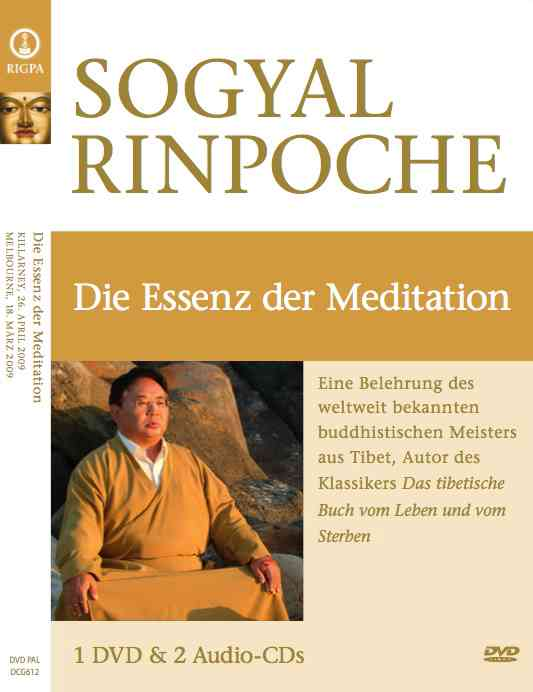 Die Essenz der Meditation 2 CDs + 1 DVD