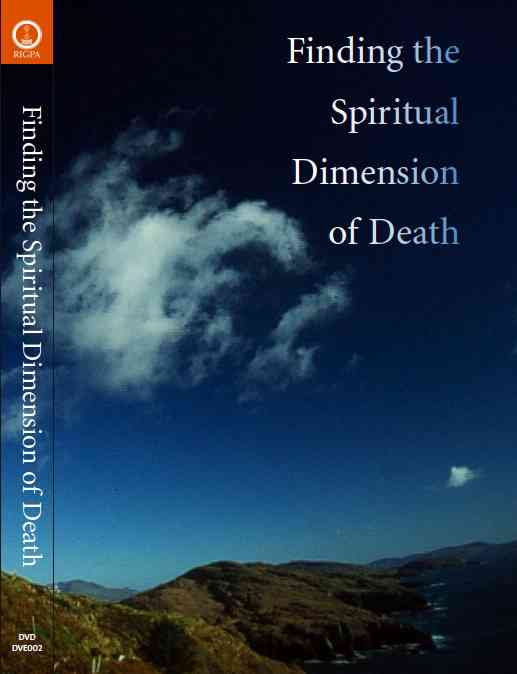 Finding the Spiritual Dimension of Death DVD