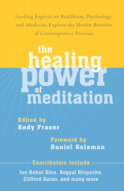 The Healing Power of Meditation Book