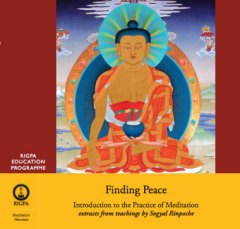 Finding Peace 2 audio CD or 1 DVD