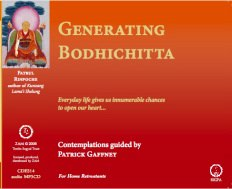 Generating Bodhichitta audio CD